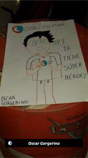 Oscar Gorgerino