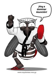Mosquito Karateka CoquitoMAN.tif